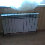 Отопление дома